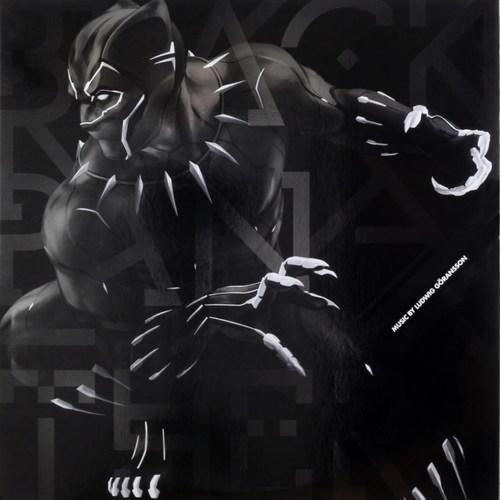 LUDWIG GORANSSON - Black Panther Original Motion Picture Soundtrack 3xLP