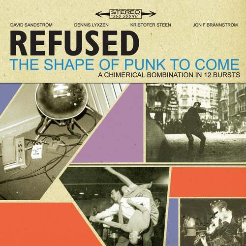 REFUSED - The Shape Of Punk To Come 2xLP