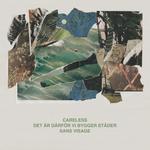 CARELESS  SANS VISAGE  DET ÄR DÄRFÖR VI BYGGER STÄDER - 3 Way Split LP Screenprinted Vinyl
