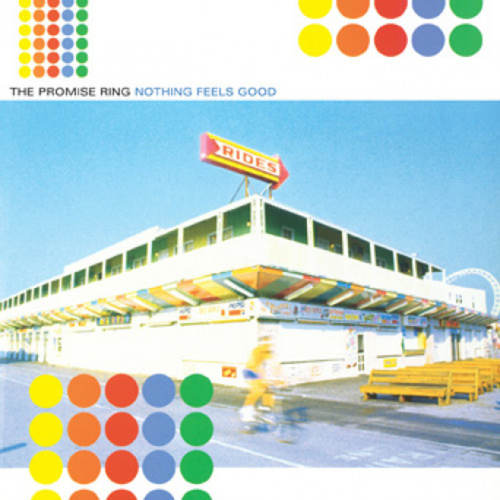 PROMISE RING, THE - Nothing Feels Good Remastered Edition LP
