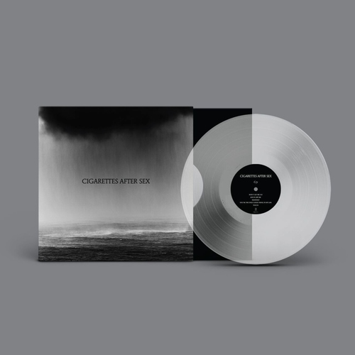 CIGARETTES AFTER SEX - Cry LP Clear Vinyl