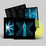 DRAB MAJESTY - The Demonstration LP (Clear Yellow vinyl)