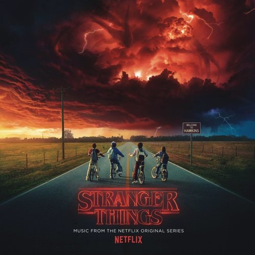 V/A -  Stranger Things: Seasons One and Two (Music From the Netflix Original Series) 2xLP