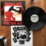 METALLICA - Kill 'Em All LP (180g)