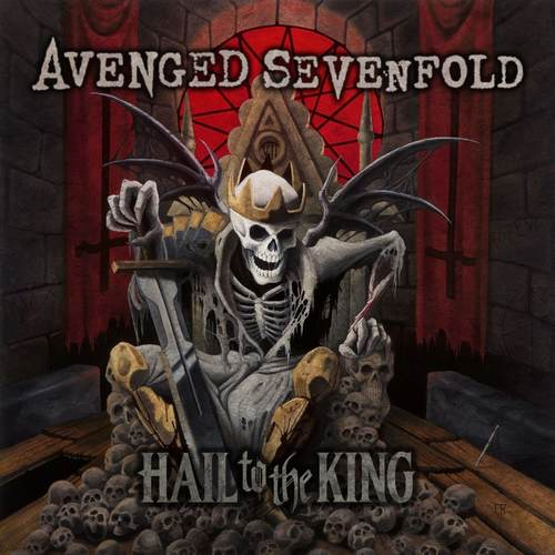 AVENGED SEVENFOLD - Hail To The King 2xLP