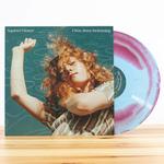 SQUIRREL FLOWER - I Was Born Swimming LP Rust & Blue Vinyl