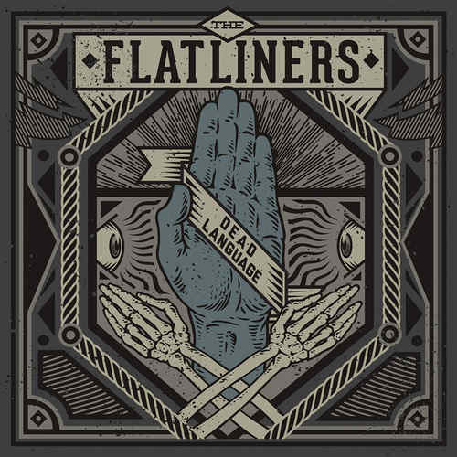 FLATLINERS, THE - Dead Language LP