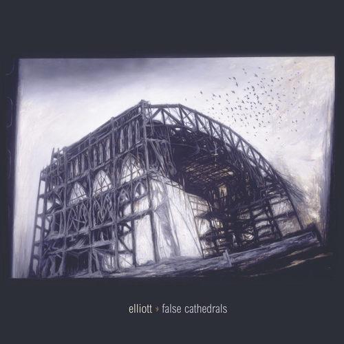 ELLIOTT - False Cathedrals LP Colour Vinyl