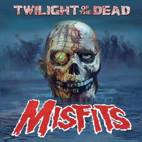 """MISFITS - Twilight Of The Dead 12""""EP (Colour Vinyl)"""