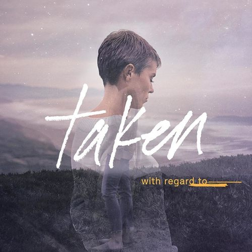 "TAKEN - With Regard To 12""EP (Colour Vinyl)"