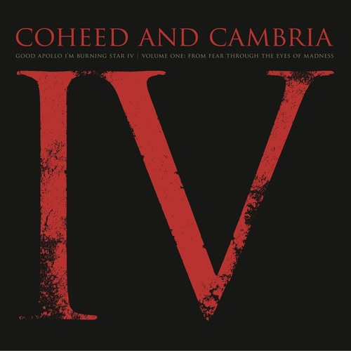 COHEED & CAMBRIA - Good Apollo I'm Burning Star IV Volume One: From Fear Through The Eyes Of Madness 2xLP