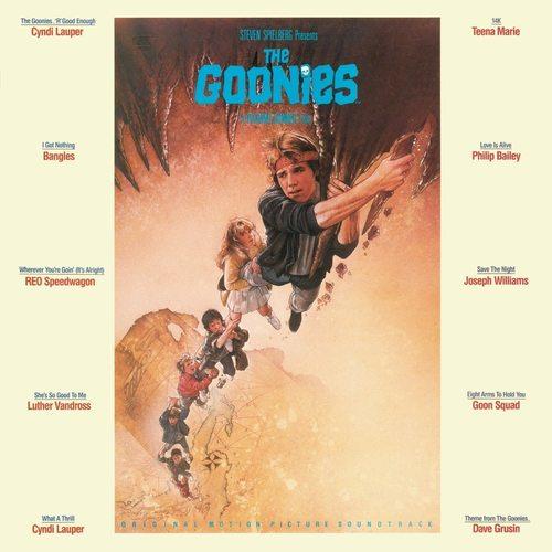 VA - The Goonies Original Motion Picture Soundtrack LP