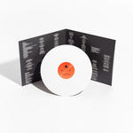 FLORIST - Emily Alone LP (White Vinyl)