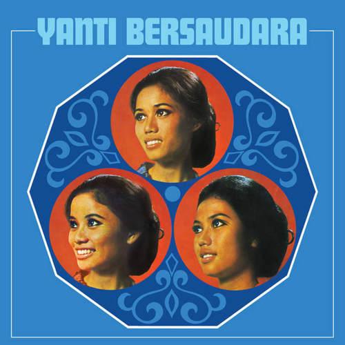 YANTI BERSAUDARA - Yanti Besaudara LP