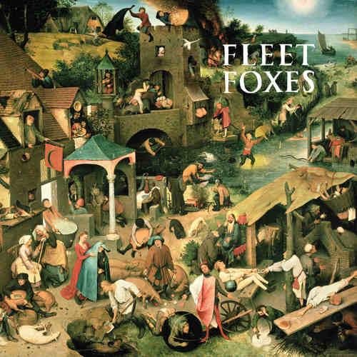 FLEET FOXES - Fleet Foxes 2xLP
