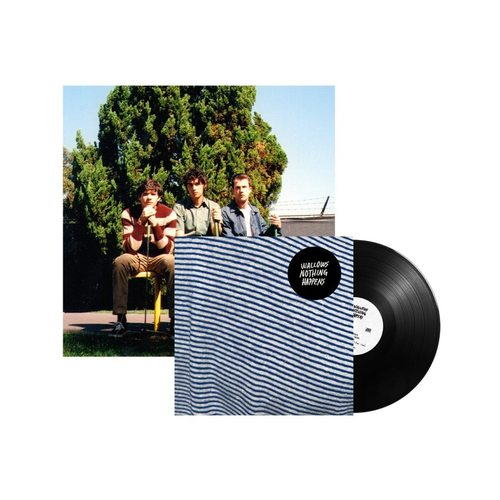 WALLOWS - Nothing Happens LP