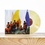 ALVVAYS - Antisocialites LP Clear With Yellow Vinyl