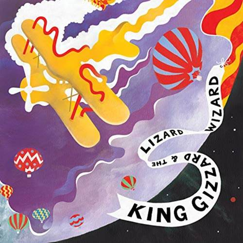 KING GIZZARD AND THE LIZARD WIZARD - Quarters LP
