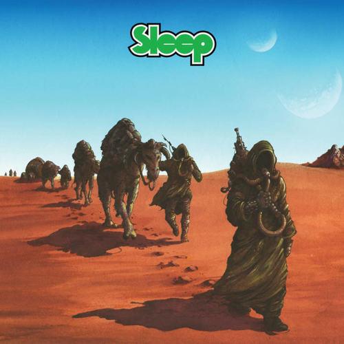 SLEEP - Dopesmoker 2xLP