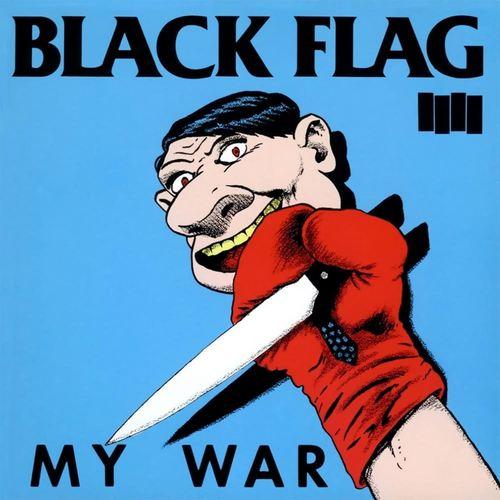 BLACK FLAG - My War LP