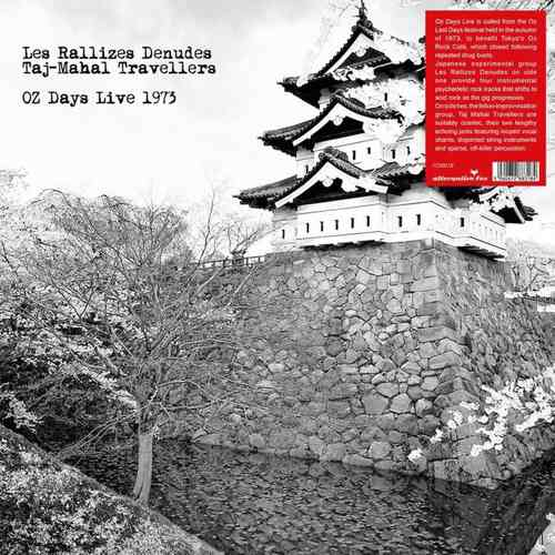 LES RALLIZES DENUDESTAJ MAHAL TRAVELLERS - Oz Days Live 1973