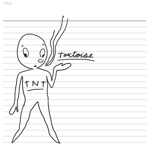 TORTOISE - TNT 2xLP (Clear w/ White Hi Melt vinyl)