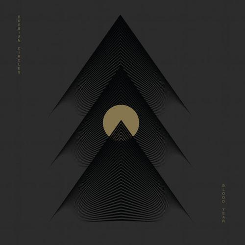 RUSSIAN CIRCLES - Blood Year LP Gold Vinyl