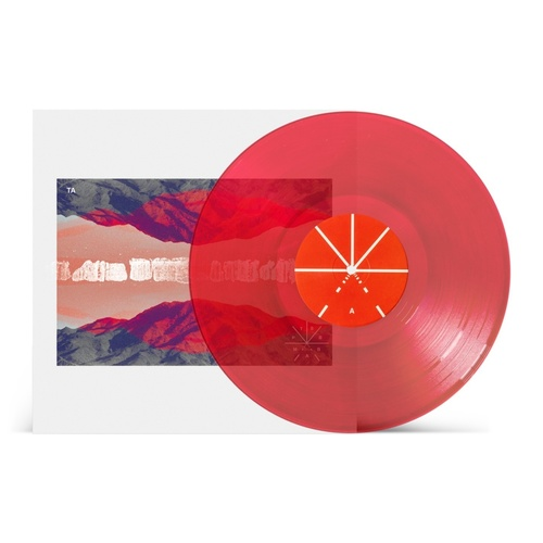 TOUCHE AMORE - Parting the Sea Between Brightness and Me LP (Colour Vinyl)