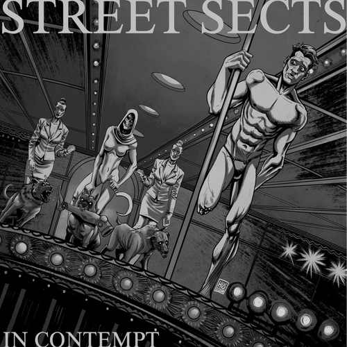 PORTRAYAL OF GUILT  STREET SECTS - Split 7
