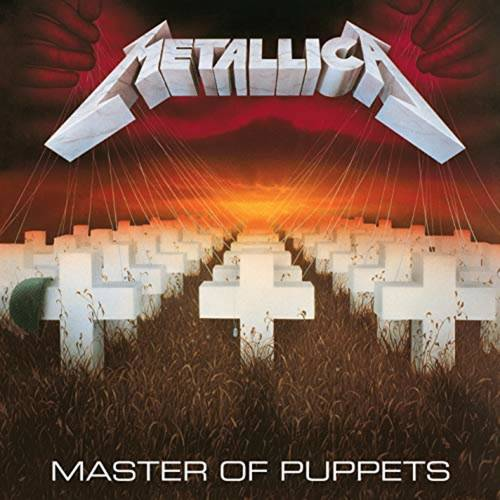 METALLICA - Master Of Puppets (Remastered) LP