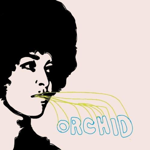 ORCHID - S/T LP (Colour Vinyl)