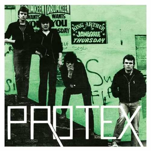 PROTEX - Strange Obsession LP