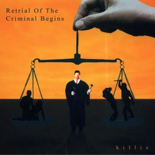 KILLIE - Retrial Of The Criminal Begins 2xLP