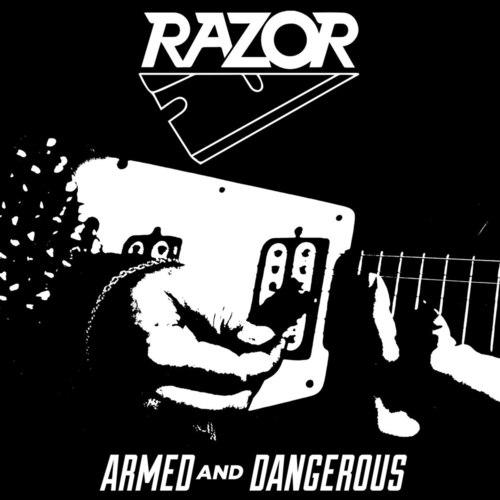 RAZOR - Armed And Dangerous (Reissue) LP