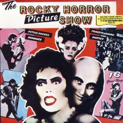 VA - The Rocky Horror Picture Show Original Motion Picture Soundtrack LP Colour Vinyl