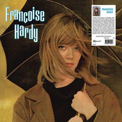 FRANCOISE HARDY - Francoise Hardy LP (Clear vinyl)