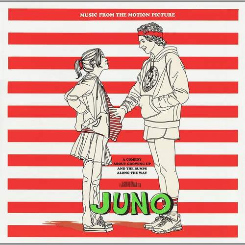 VA - Juno Music From the Motion Picture LP