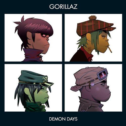 GORILLAZ - Demon Days 2xLP