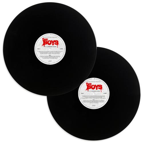 CHRISTOPHER LENNERTZ - The Boys: Music From The Amazon Original Series 2xLP