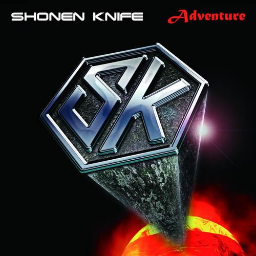 SHONEN KNIFE - ADVENTURE LP