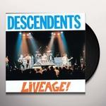 DESCENDENTS - Liveage! LP