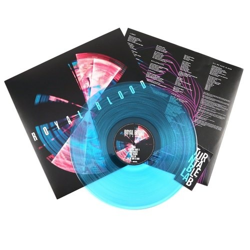 ROYAL BLOOD - Typhoons (Indie Exclusive Colour vinyl)
