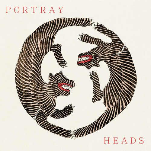 PORTRAY HEADS - Potray Heads 2xLP Gatefold cover