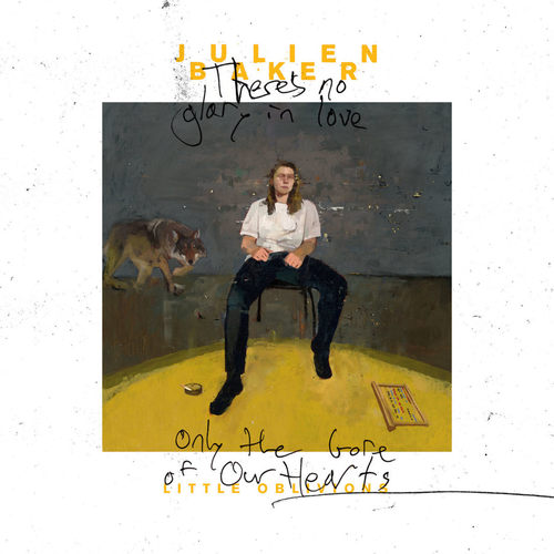 JULIEN BAKER - Little Oblivions LP Indie Golden Yellow vinyl