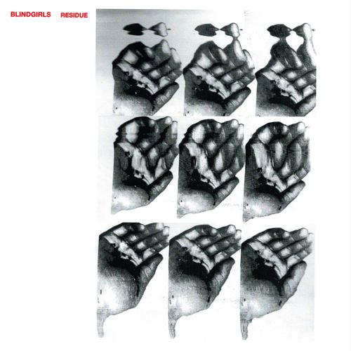 BLIND GIRLS - Residue LP Red Vinyl