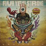 FOUR YEAR STRONG - Brain Pain LP Colour Vinyl
