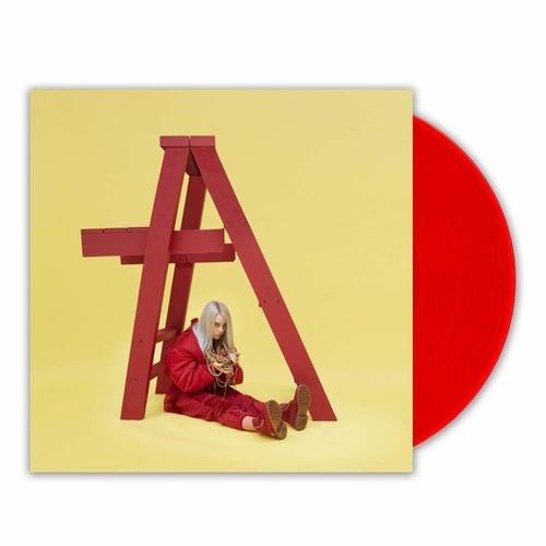 BILLIE EILISH - Dont Smile At Me LP Colour Vinyl