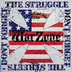 WARZONE - Dont Forget The Struggle, Dont Forget The Streets LP Translucent Red Vinyl