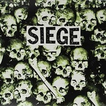 SIEGE - Drop Dead LP Green Marbled vinyl