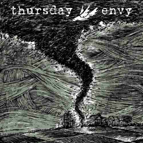 THURSDAY  ENVY - Split LP+CD